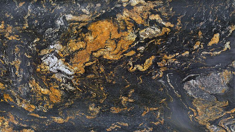 Black Magma Granite Slabs