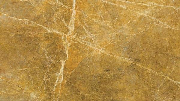 Golden Hermes marble