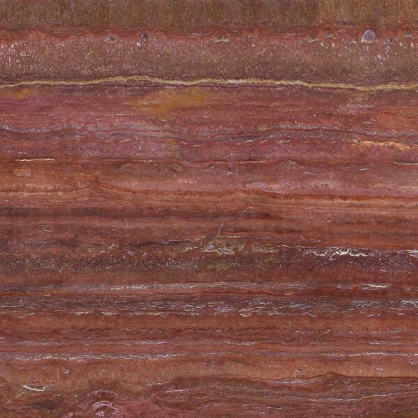 Persian Red Travertine